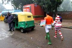 INDIA-ANIMAL-ADVOCATES-PROTEST Stock Image