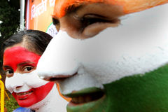 INDIA-ANIMAL-ADVOCATES-PROTEST Stock Photos