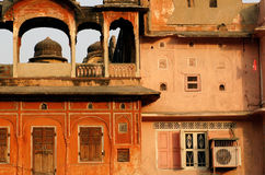 India architecture Royalty Free Stock Photo