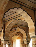 India Architecture Arches Doorways Royalty Free Stock Images