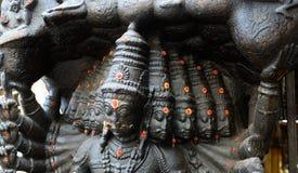 India architecture detail Royalty Free Stock Photos