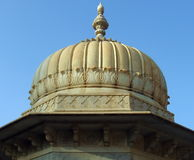 India Architecture Exterior Dome Royalty Free Stock Image