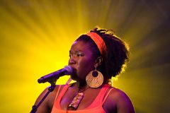 India.Arie 2 Stock Photos