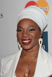 India Arie Stock Photo