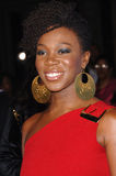 India Arie Royalty Free Stock Photography