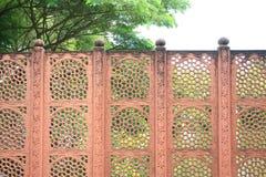 India art pattern. / India park Royalty Free Stock Photos