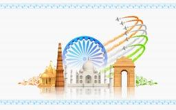 India Background Royalty Free Stock Photos