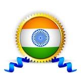 India Badge Royalty Free Stock Image