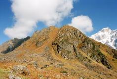india berg Arkivbild