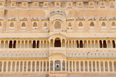 India - Bikaner Fort royalty free stock photos
