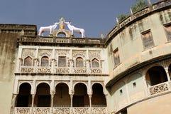 India, Bikaner main gate Stock Image