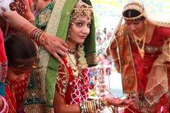 India bride - India. Stock Photos