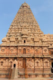 India - Brihadeeswarar Temple Stock Photo
