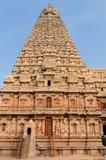 India - Brihadeeswarar Temple stock photo