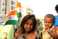 India Celebrates Independence Royalty Free Stock Photography