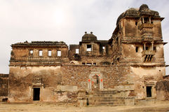 India, Chittorgarh: Citadel Royalty Free Stock Photography