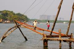 India.Cochin Royalty Free Stock Photos