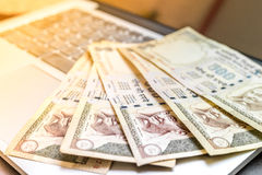 India currency, Rupee Royalty Free Stock Images