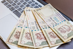 India currency, Rupee Royalty Free Stock Image