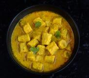 India curry-Gatte ki kadhi Stock Images