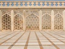 India, Czerwony fort w Agra Obrazy Royalty Free