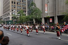 The 2015 India Day Parade NYC 4 Royalty Free Stock Photos