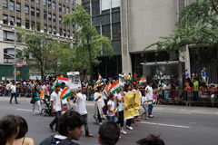 The 2015 India Day Parade NYC 6 Stock Photography