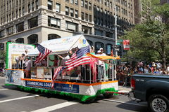 The 2015 India Day Parade NYC 22 Stock Image