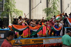The 2015 India Day Parade NYC 69 Stock Photo