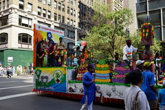 The 2015 India Day Parade NYC 79 Royalty Free Stock Photography