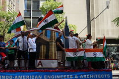The 2015 India Day Parade NYC 88 Royalty Free Stock Images