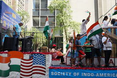 The 2015 India Day Parade NYC 89 Stock Photo