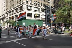 The 2015 India Day Parade NYC 96 Stock Photos