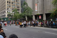 The 2015 India Day Parade NYC Part 2 28 Royalty Free Stock Images