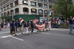 The 2015 India Day Parade NYC Part 2 1 Royalty Free Stock Photo