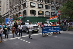The 2015 India Day Parade NYC Part 2 2 Royalty Free Stock Image