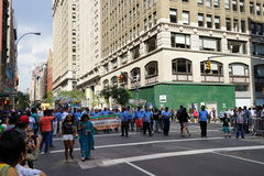 The 2015 India Day Parade NYC Part 2 8 Royalty Free Stock Images