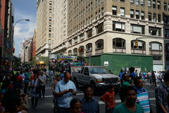The 2015 India Day Parade NYC Part 2 10 Royalty Free Stock Photo