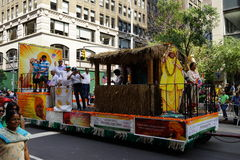 The 2015 India Day Parade NYC Part 2 11 Royalty Free Stock Photos