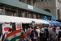 The 2015 India Day Parade NYC Part 2 17 Royalty Free Stock Photography