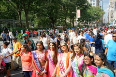 The 2015 India Day Parade NYC Part 2 21 Royalty Free Stock Photo
