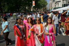The 2015 India Day Parade NYC Part 2 24 Stock Image