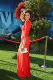 India de Beaufort arrives at the  Stock Images