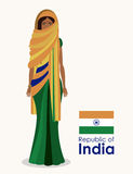India design Stock Image