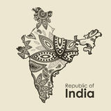 India design Stock Images