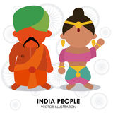India design Stock Photography