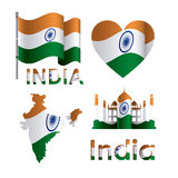 India design Stock Photo
