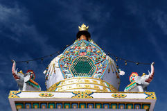India, Dharamsala Royalty Free Stock Photo