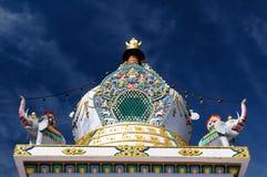 India, Dharamsala royalty free stock photo