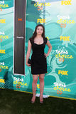 India Eisley. Arriving at the Teen Choice Awards 2009 at Gibson Ampitheater at Universal Studios, Los Angeles, CA on August 9, 2009 stock photos